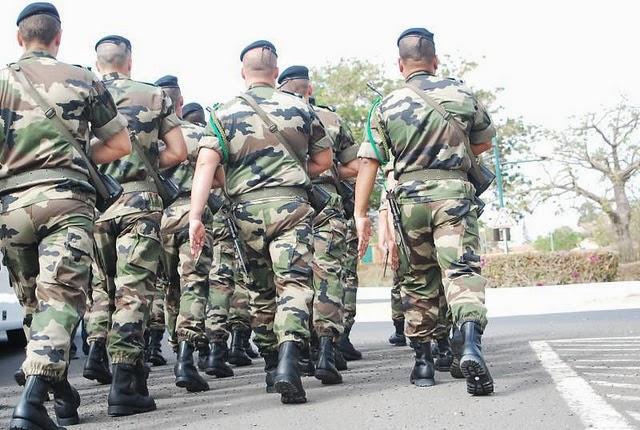 armée de terre française