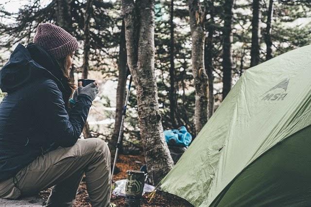 équipement camping