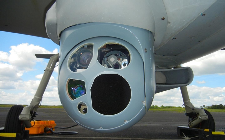 Le système de caméra ultra performant proposé sur le Patroller a fait la différence.