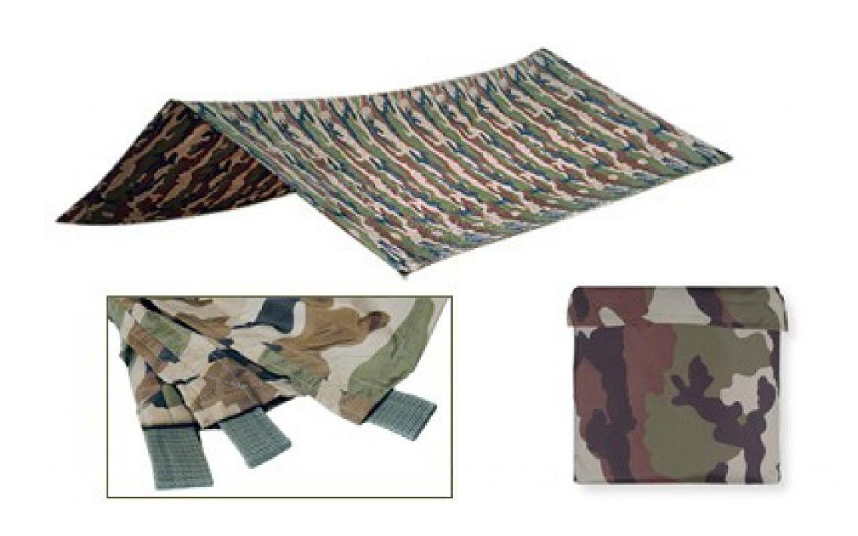 notre s lection de 5 b ches et filets de camouflage en provenance de surplus militaire. Black Bedroom Furniture Sets. Home Design Ideas