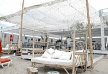 filet de camouflage terrasse commerce