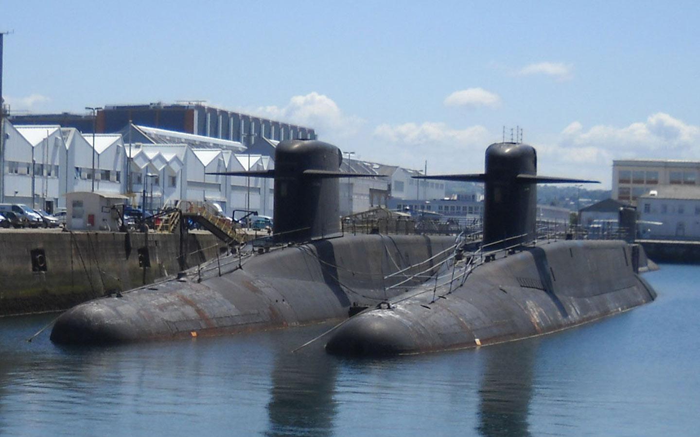 le c u00e9l u00e8bre sous-marin  u0026quot le redoutable u0026quot  va  u00eatre d u00e9construit