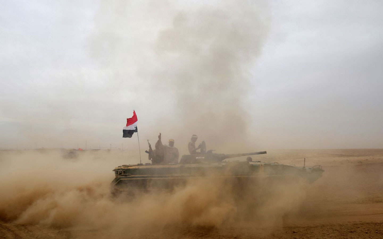 force-irakiennes