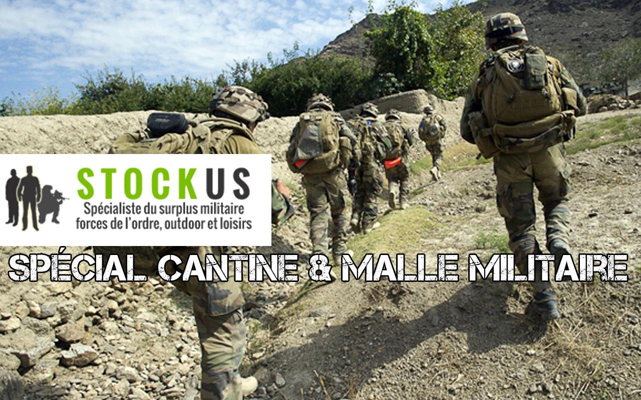 Cantine De Voyage Metallique notre sélection de la semaine : spécial cantine militaire