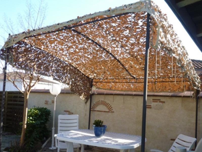 Notre s lection de la semaine nos produits ne pas for Filet camouflage terrasse