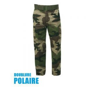 pantalon grand froid promodis