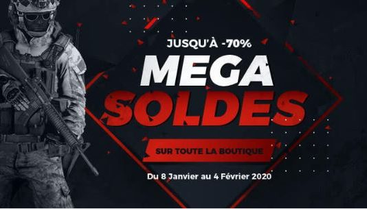 Soldes Surplus Militaire