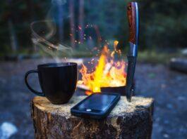 smartphone et randonnée